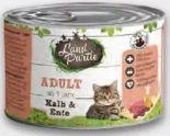 Katzennassnahrung von Landpartie