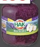 Rotkohl von HAK