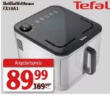Heißluft-Fritteuse FX10A1 von Tefal