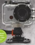 Action-Cam AC 500W MK2 von Denver