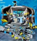 Dr. Drone's Command Center 9250 von Playmobil