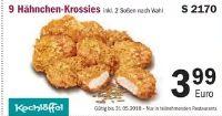 9 Hähnchen-Krossies S 2170 von Kochlöffel