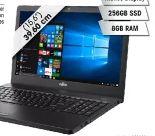 Notebook Lifebook A555 von Fujitsu