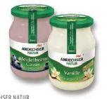 Bio Fruchtjoghurt von Andechser Natur