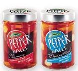 Pepperballs von Feinkost Dittmann