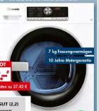 Wärmepumpentrockner TR Trend 72A2 Di von Bauknecht