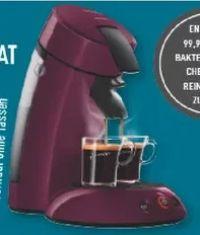 Kaffee-Padautomat HD 7804/40 von Philips