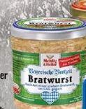 Bratwurst von Mehlig & Heller