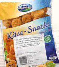 Käse-Snacks Mini Back-Camembert von Alpenhain