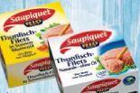 Thunfisch-Filets Naturale - ohne Öl von Saupiquet