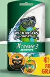 Rasierer Extreme III Sensitive von Wilkinson Sword