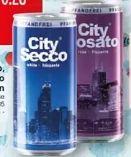 Secco Frizzante von City