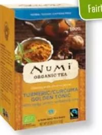 Bio Tee von Numi Organic Tea