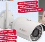WiFi IP-Cam Full-HD Outdoor TX-65 von Technaxx
