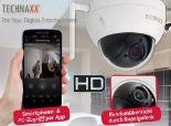 WiFi IP-Cam Speed Dome PRO FullHD Outdoor TX-67 von Technaxx