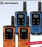 PMR-Funkgeräte TLKR T41 von Motorola