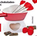 Schokoladenfondue-Set