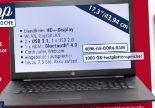 Notebook 17'' von Hewlett Packard (HP)
