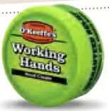 Working Hands Handcreme von O'Keeffe's