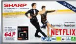 Full-HD-LED-TV LC-55CFG6022E von Sharp