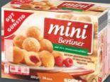 Mini Berliner von Gut & Günstig