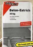 Beton-Estrich von Go/On!