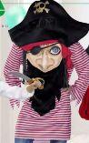 Verrückter Pirat