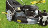 Benzin-Rasenmäher Trike 515 D von Güde