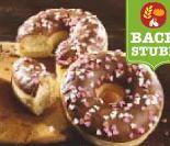 Donut Valentin von Netto Backstube