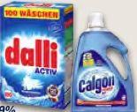 Wasserenthärter-Pulver von Calgon