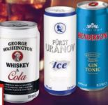 Whiskey & Cola von George Washington