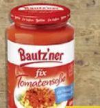 Fix Tomatensoße von Bautz'ner