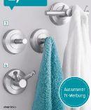 Handtuchhaken-Sortiment von Easy Home
