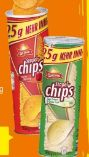 Stapelchips von Sun Snacks