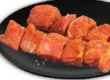 Schweinefleisch-Spieß