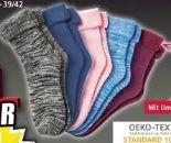 Vollfrottee-Socken 5 Paar von ElleNor