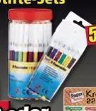 Fasermaler-Set Coloring Marker von Paper Scrip