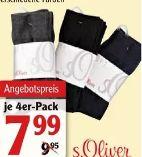 Erwachsenen Socken 4er-Pack von s.Oliver