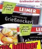 Suppeneinlagen von Leimer