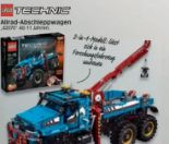 Technic Allrad-Abschleppwagen 42070 von Lego