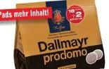 Prodomo Kaffeepads von Dallmayr