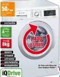 Waschvollautomat WU14Q490 von Siemens
