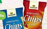 Bio-Kartoffel Chips Meersalz von Alnatura