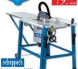 Tischkreissäge HS1200 von Scheppach