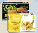 Chili-Cheese Nuggets von Frostkrone