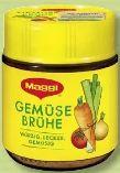 Gemüse Brühe von Maggi