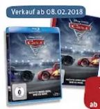 DVD Cars 3 Evolution