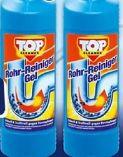 Rohr Reiniger Gel von Top Cleaner