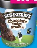 Ben & Jerry's Chocolate Fudge Brownie von Langnese