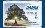 Recycling von Danke